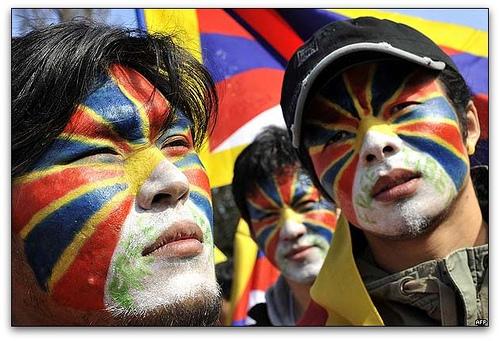 Laisvė Tibetui!
