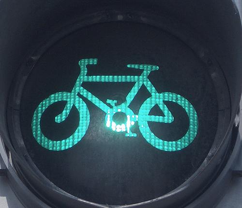 Žalia šviesa - eko-draugiškam transportui