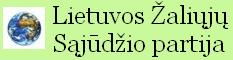 Lietuvos Žaliųjų Sąjūdžio partija