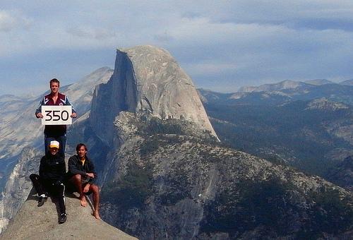 Yosemite nacionalinis parkas, Kalifornija